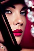 Beauty Fashion Model Woman face
