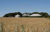 Photo Biogas plant