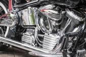 Fotografie Motorraddetails schließen