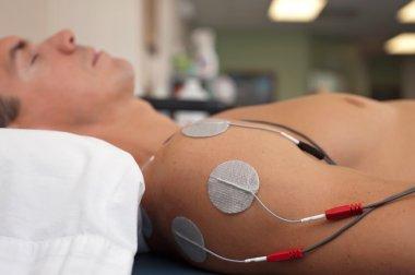 Shoulder Electrical Stimulation / TENS