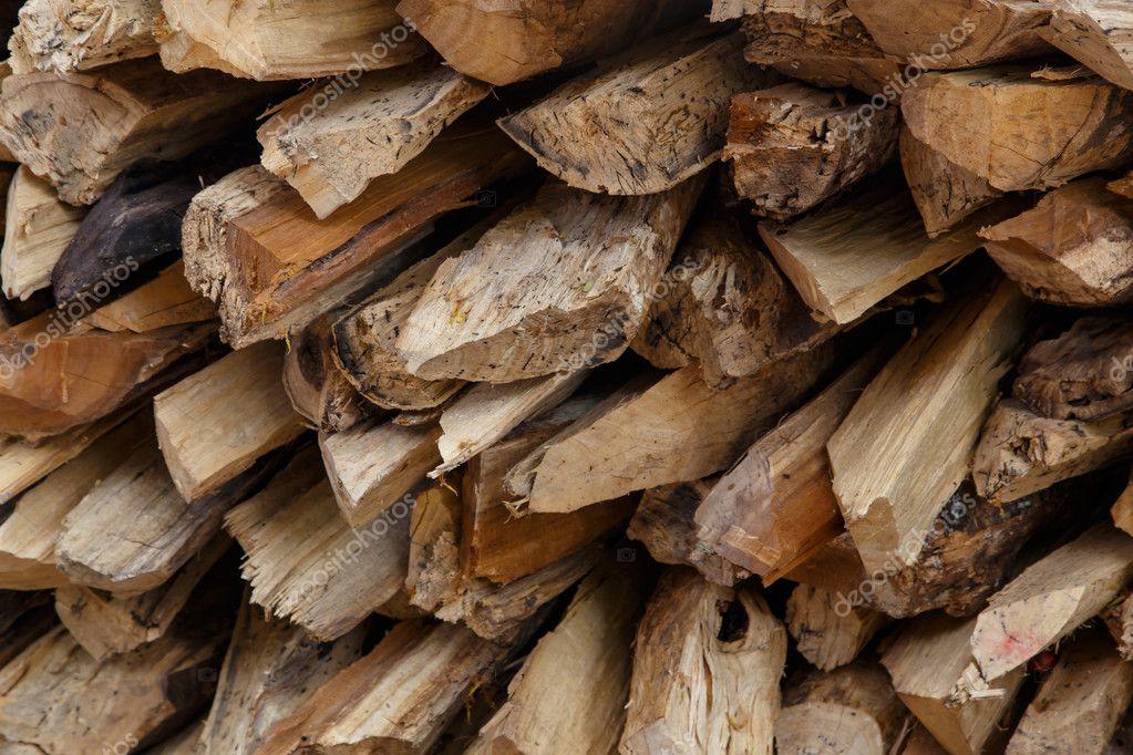 Cracks of wood