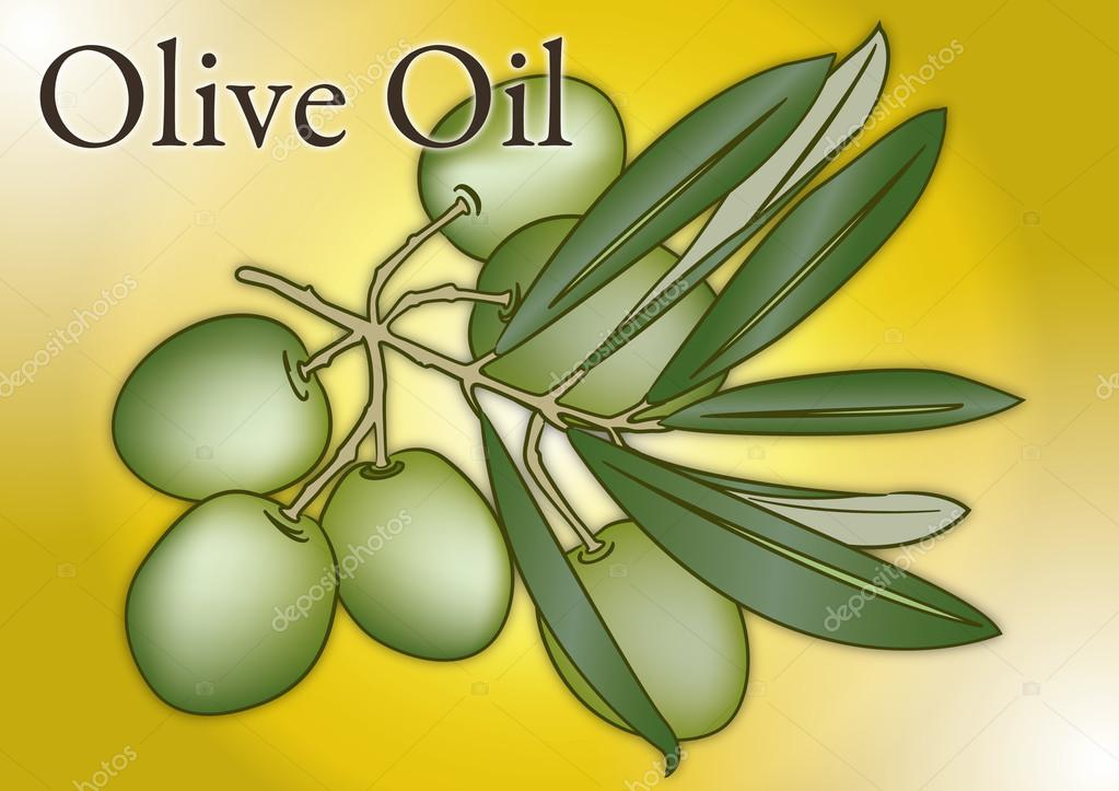 Olive oil fruit