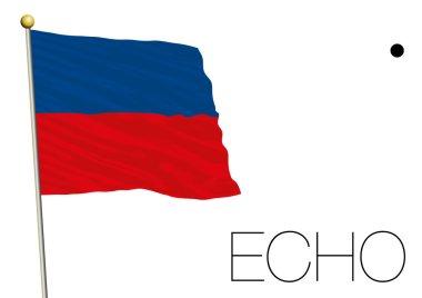 echo flag, International maritime signal