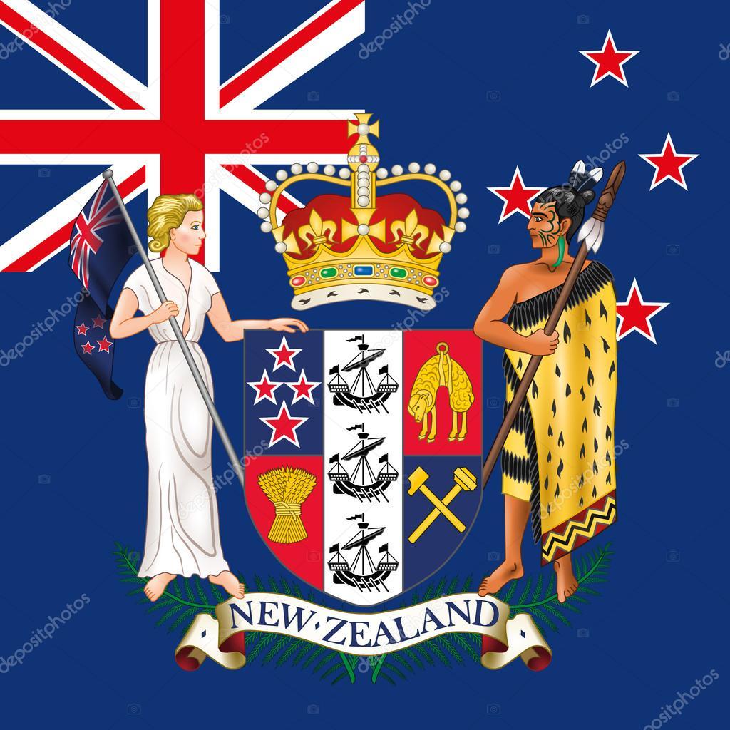 герб новой зеландии фото перцы это одно