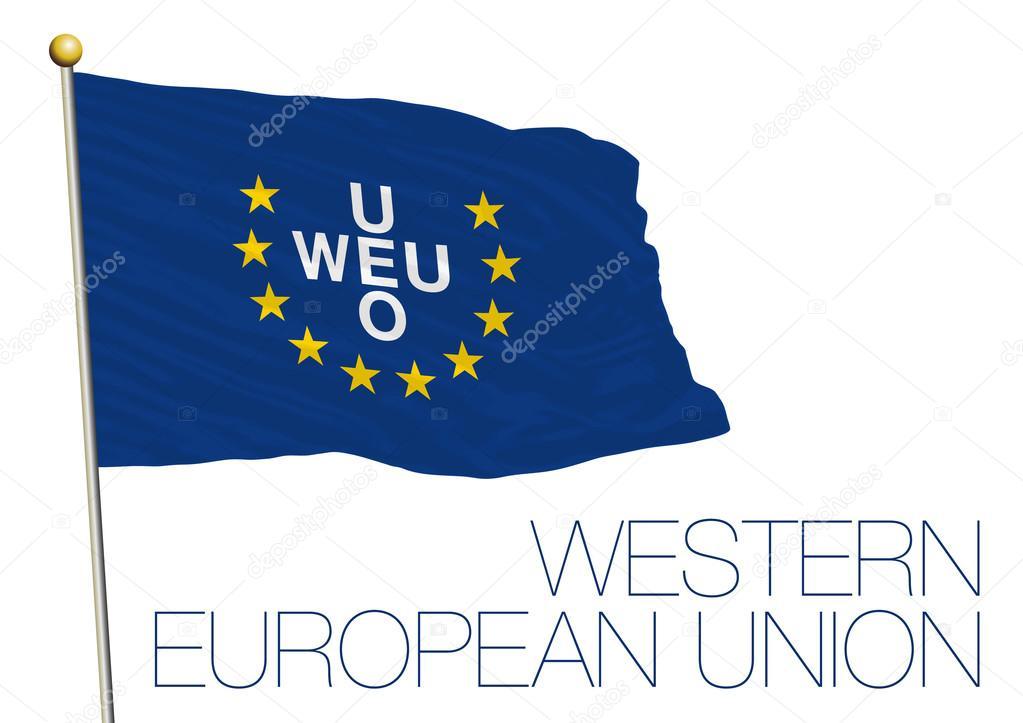 Ueo weu bat avrupa birli i bayra stok vekt r for Oficina western union madrid