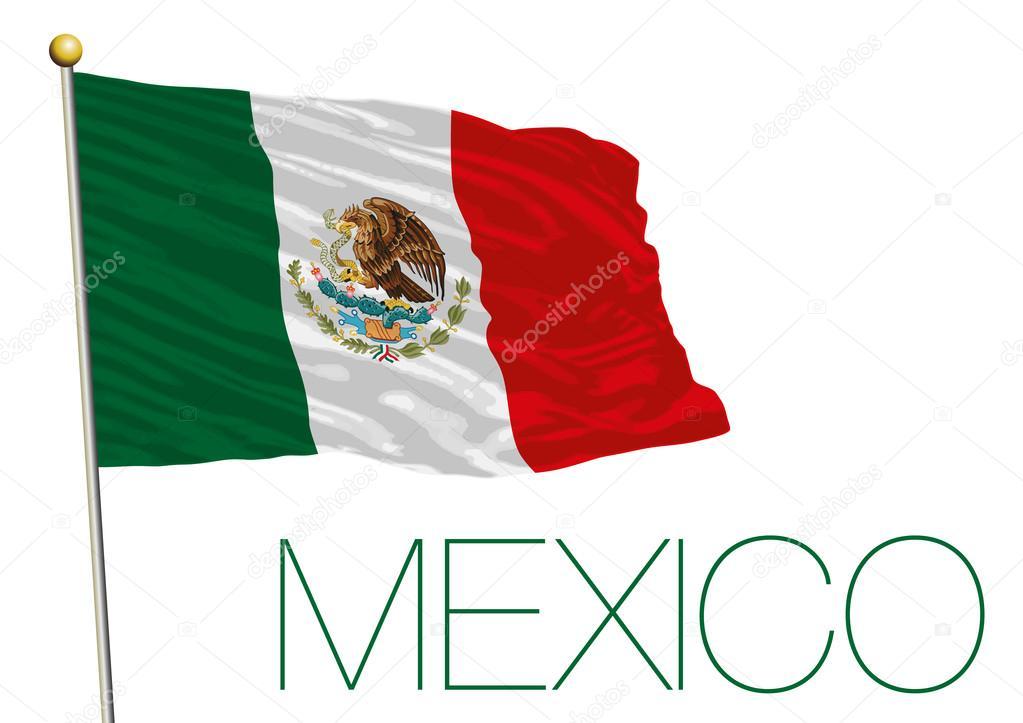 Resultado de imagem para bandeira do mexico imagem