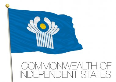 CSI commonwealt of indipendent states flag