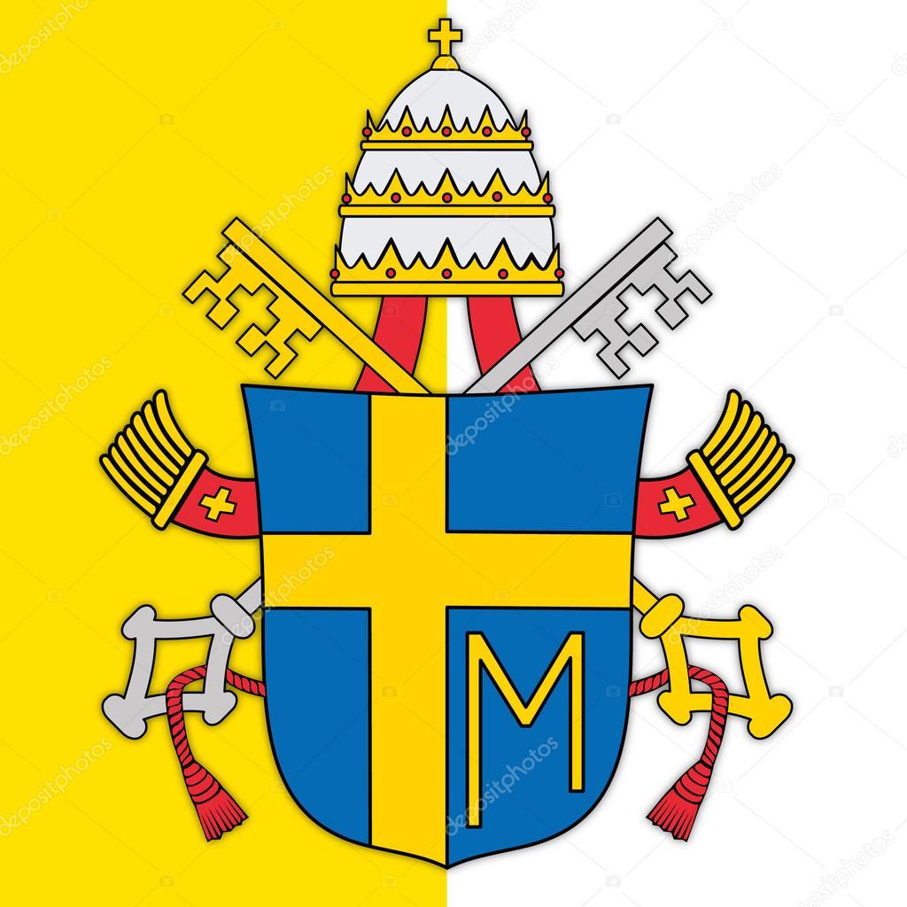 Pope john paul ii coat of arms stock vector frizio 92960682 pope john paul ii coat of arms stock vector buycottarizona Choice Image