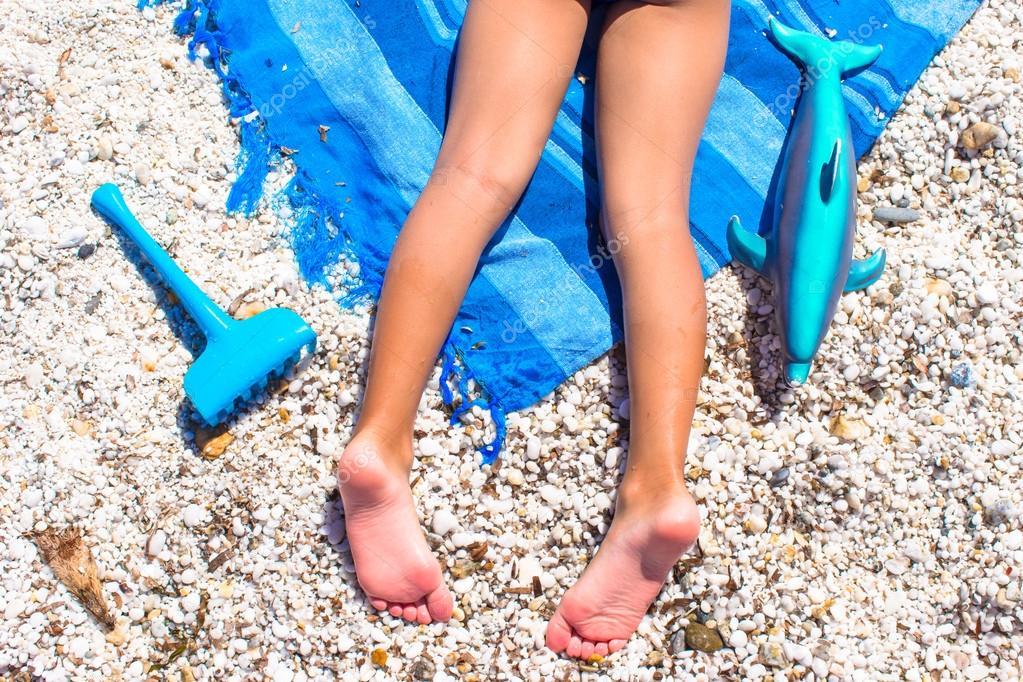 Mädchen Beine Fotos