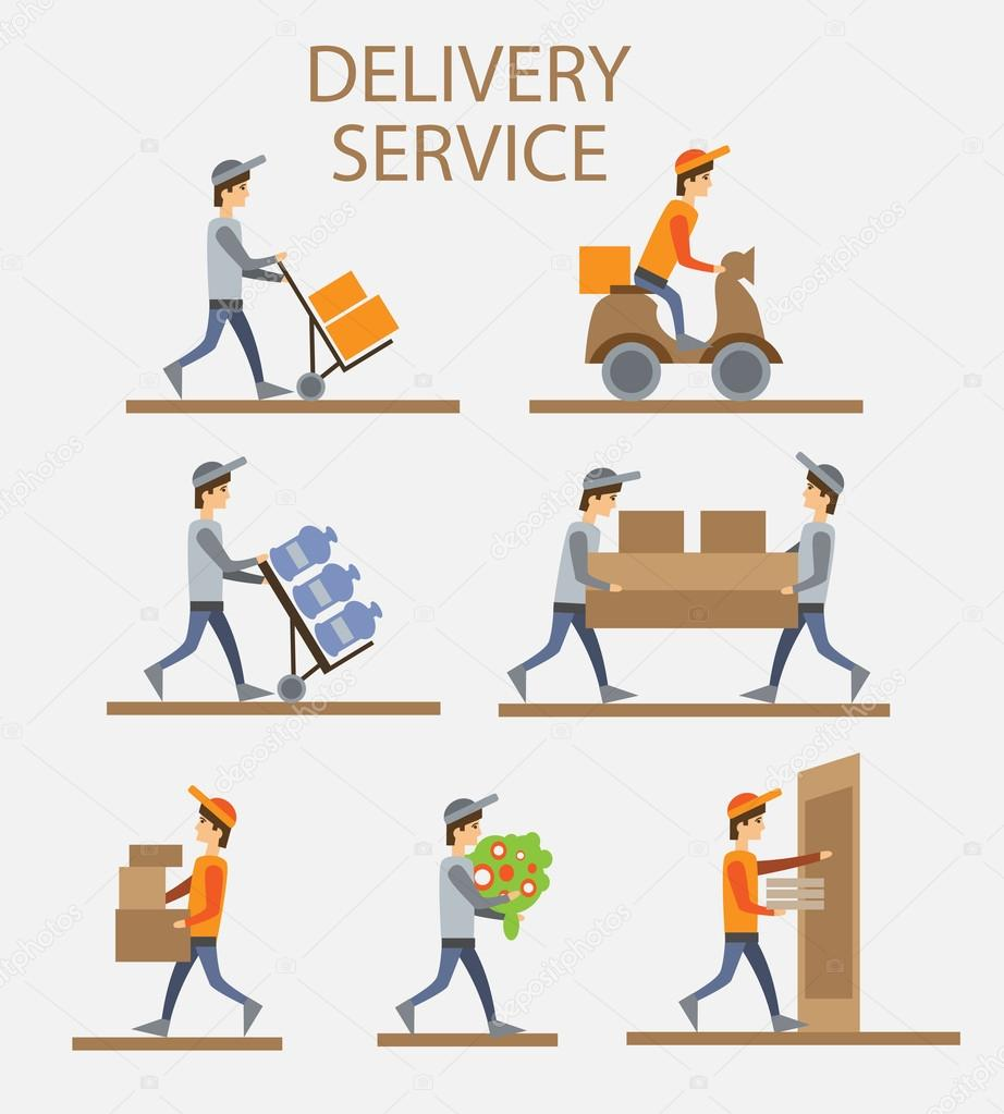 Logistic business industry