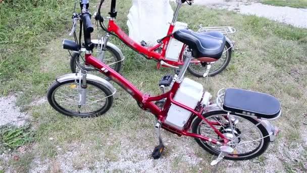 Elektrické kolo pro jízdu