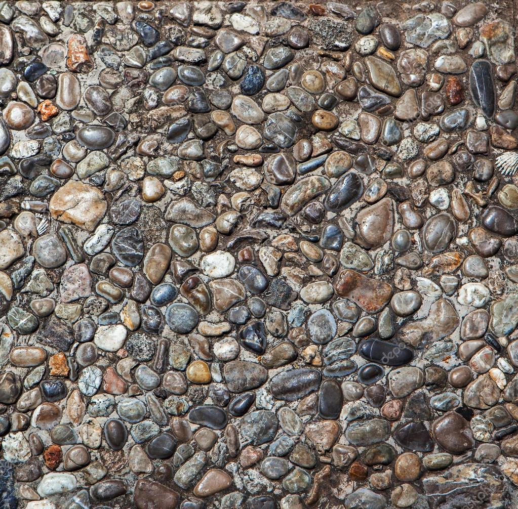 Pebble stone floor tile texture and seamless background stock pebble stone floor tile texture and seamless background stock photo dailygadgetfo Gallery