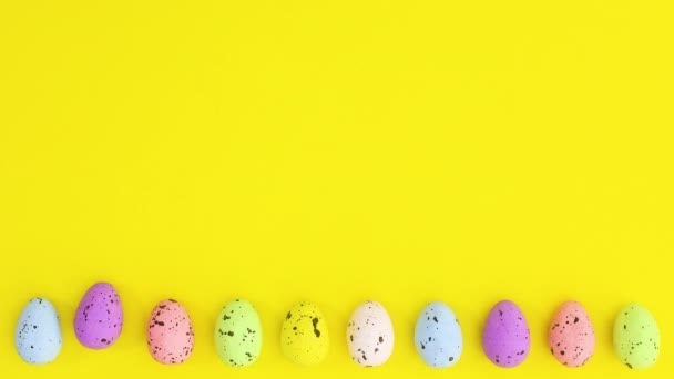 Tojás húsvétra, lépésről lépésre, sárga témában. Állj!