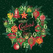 ročník vánoční Adventní kalendář
