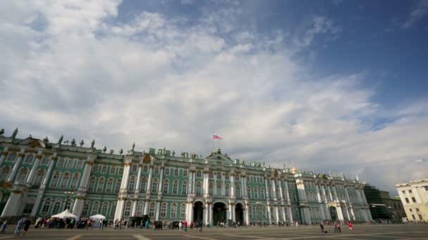 Hermitage Museum nebo zimní palác