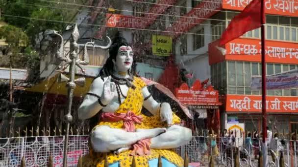 Lord Shiva-Brunnen.