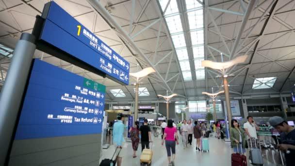 mezinárodní letiště v Hong Kongu
