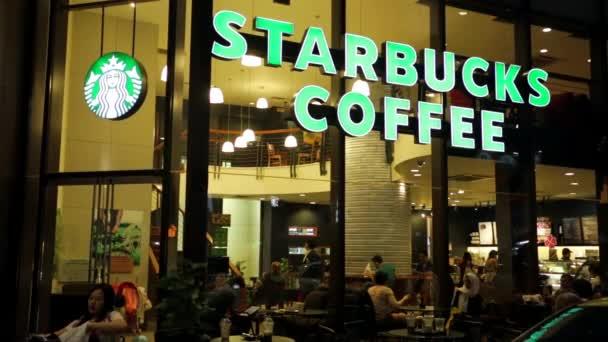 Starbucks coffee in Kuala Lumpur