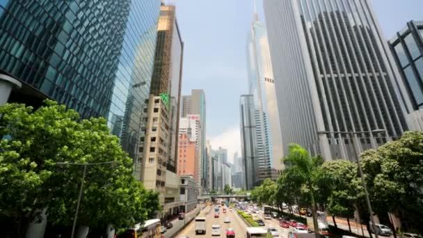Wan Chai District in Hong Kong