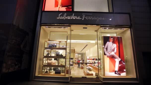 Salvatore Ferragamo áruház