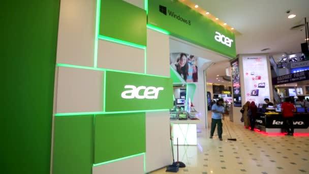 Acer obchod Plaza Low Yat