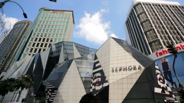 Sephora store in Kuala Lumpur