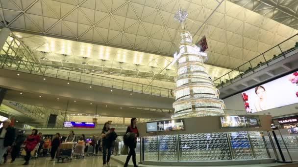 Swarovski vánoční strom
