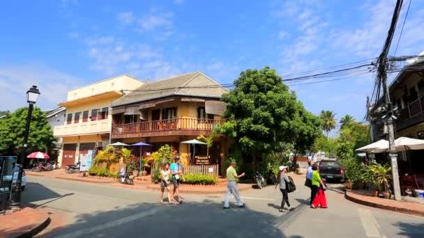 Streetview Luang Prabang