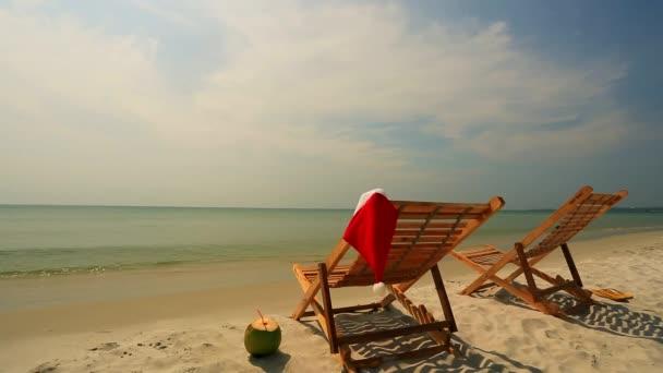 Lehátky s Santa hat