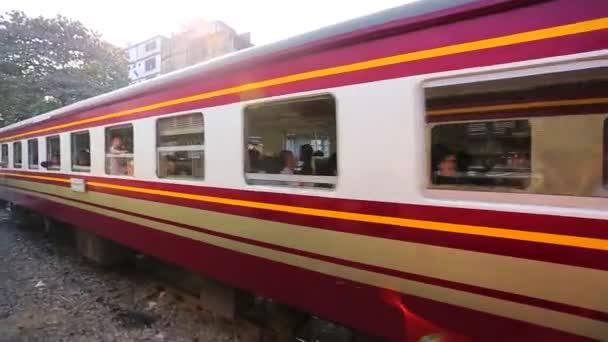 pohled z vlaku