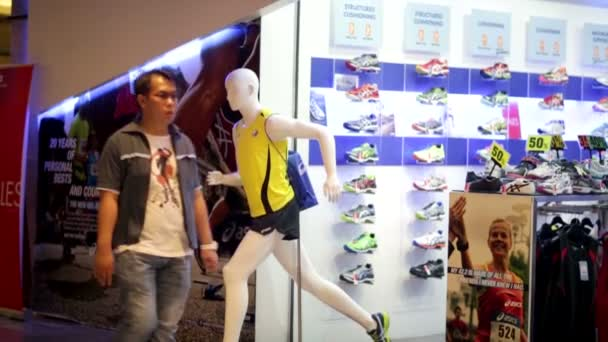 ASICs Shop in Kuala Lumpur