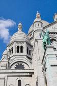 Szent Szív Sacre Coeur templom a Montmartre
