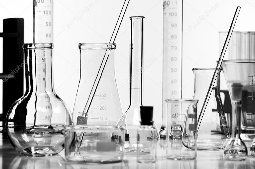 Chemical science laboratory test tube laboratory equipment studio shoot photo by freeprod