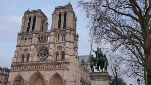 Cathedral Notre Dame de Paris - France