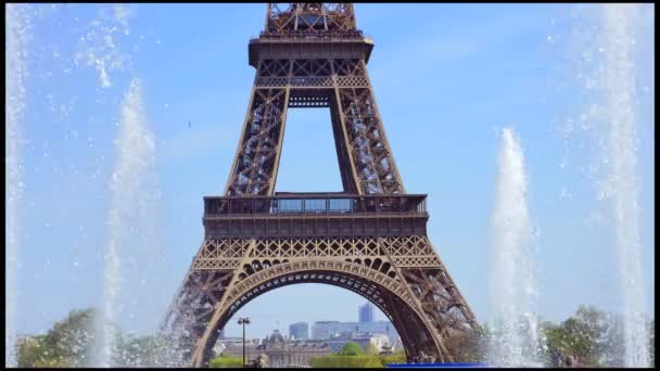 Eiffelova věž Paříž Francie