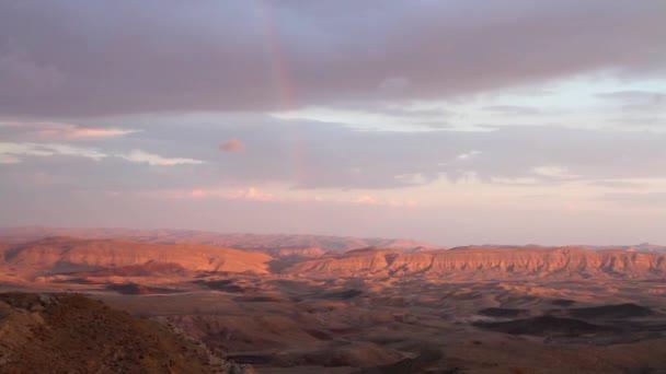 Sivatagi táj kilátás