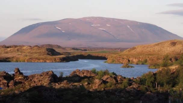 Izland-tenger és a hegyek
