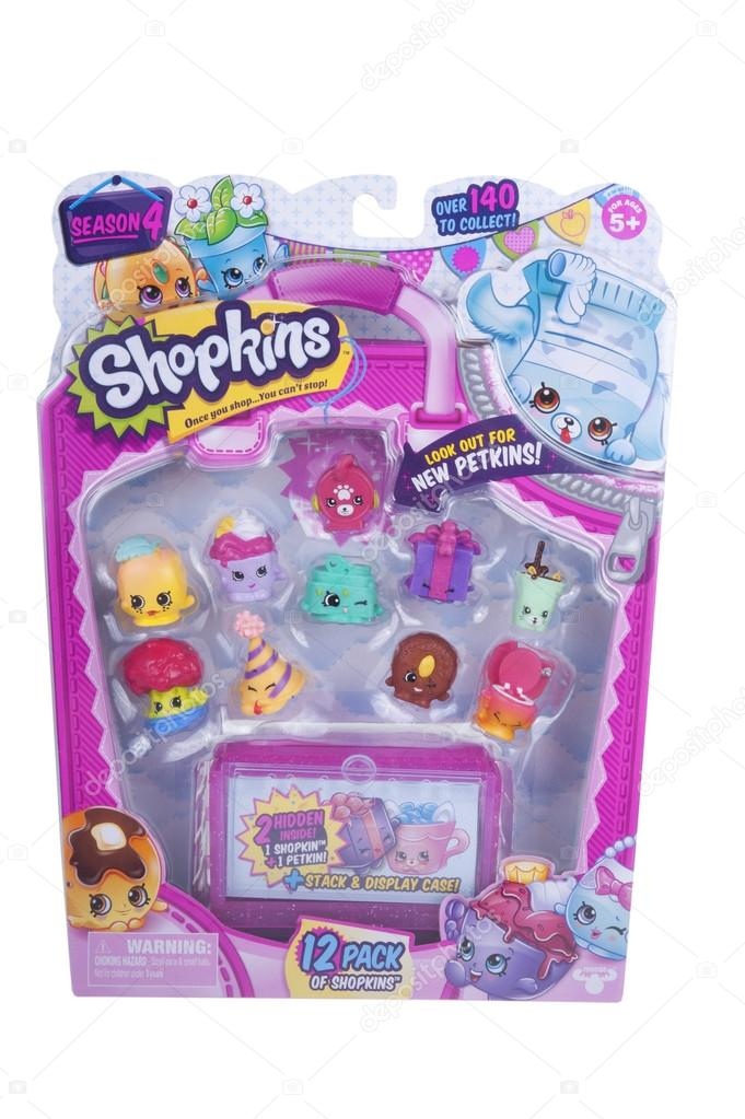 Season 4 Shopkins Stock Editorial Photo C Ctrphotos 101564314