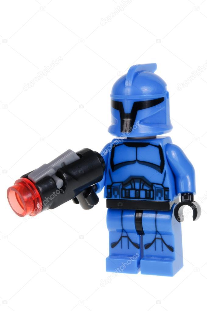 Senate Commando Lego Minifigure