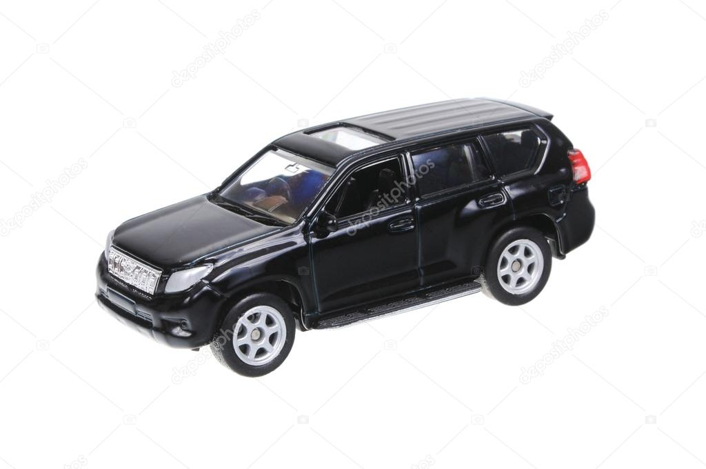 Toyota Land Cruiser Prado Welly Diecast Toy Car Stock
