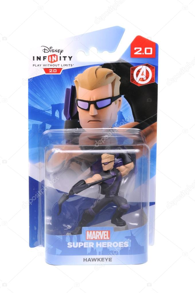 Hawkeye Disney Infinity 2.0 Figurine