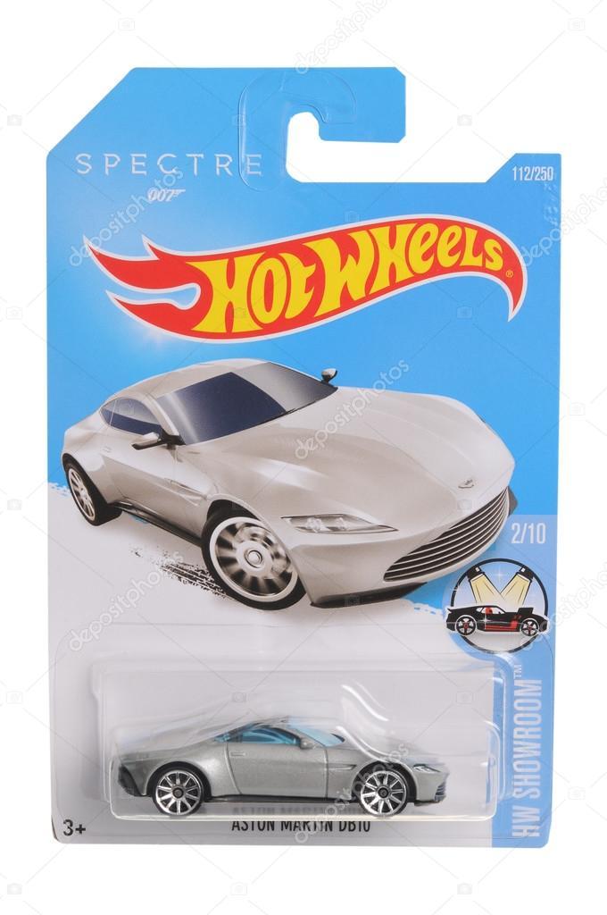 Aston Martin Spectre 007 Hot Wheels Diecast Toy Car Stock Editorial Photo C Ctrphotos 108203690