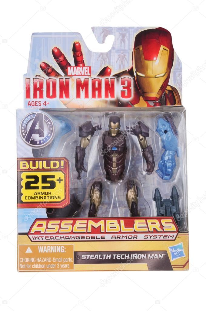 Iron Man Assemblers Action Figure