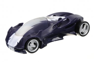 2006 Spiderman 3 Majorette Diecast Toy Car