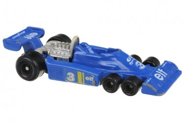 1977 Tyrrell P-34 Ford Tomica Diecast Toy Car