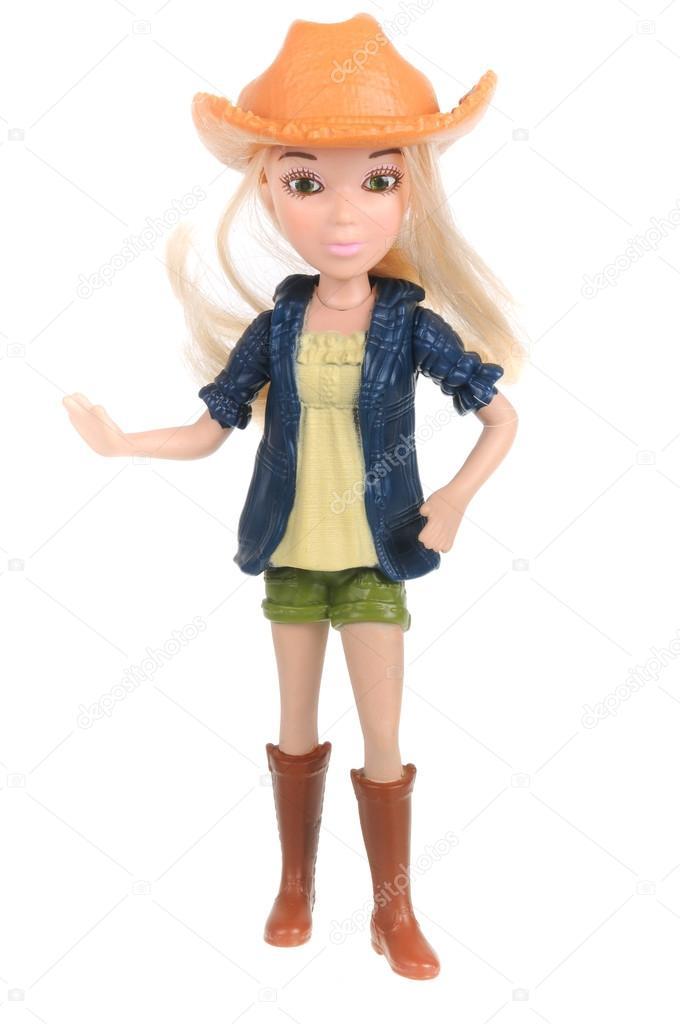 Barbie Happy Meal Spielzeug Redaktionelles Stockfoto Ctrphotos