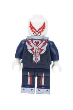 Spiderman 2099 Lego Minifigure