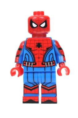 Civil War Spiderman Lego Minifigure
