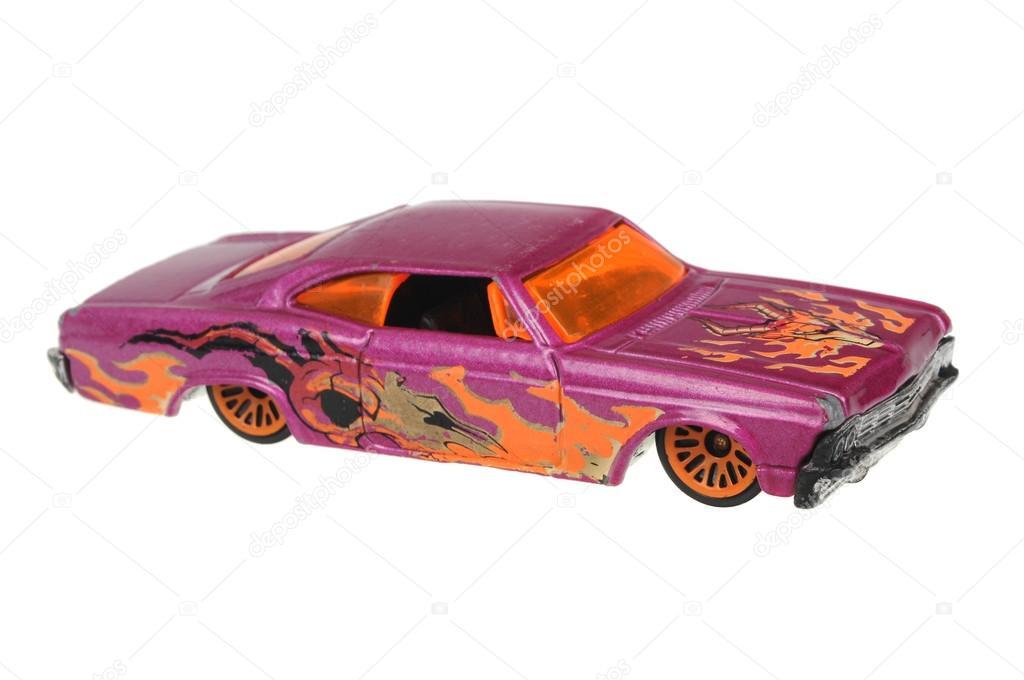 Chevrolet 1965 Hot Toy 1996 Diecast Car Impala Wheels HDIWE29