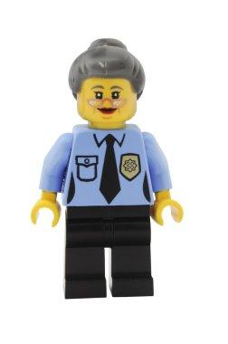 Ma Cop Minifigure